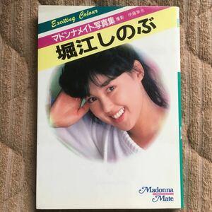 堀江しのぶ マドンナメイト写真集