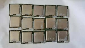 Intel Xeon E5630 15枚セット 未確認