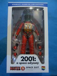 未開封 MAFEX 2001年宇宙の旅 スペーススーツ 2001 a sapce odyssey グリーンヘルメット マフェックス