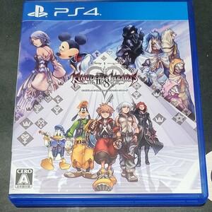 KINGDOM HEARTS キングダムハーツ HD 2.8 PS4