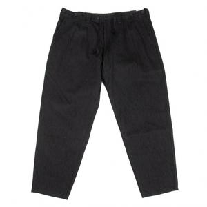 ヨウジヤマモト プールオムYohji Yamamoto POUR HOMME コットンカツラギ紐パンツ 黒3 【メンズ】