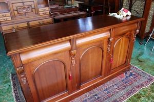 イギリスアンティーク家具 サイドボード キャビネット 北欧家具 英国製 j180
