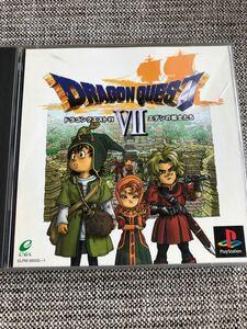 PlayStation ゲームソフト ドラゴンクエストVII エデンの戦士たち ドラゴンクエスト7 ドラクエ7