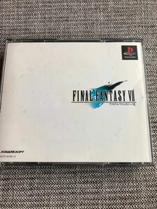 PlayStation ファイナルファンタジー7 PS ソフト FINAL FANTASY ファイナルファンタジーVII