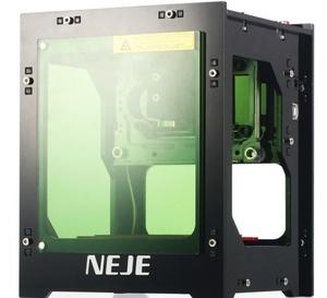 NEJE 3000mW レーザー彫刻機▲スマートフォン対応 加工機 刻印 レーザーカッター CNC コンパクト ハイパワー DIY DK-8-KZ