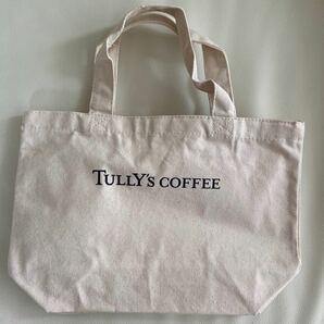 トートバッグ タリーズコーヒー TULLY''S COFFEE