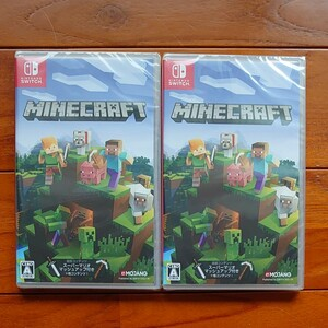 Minecraft Nintendo Switch版 マインクラフト