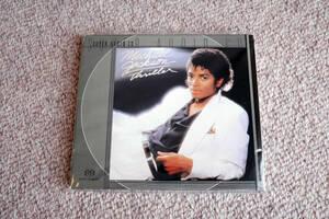 名盤 希少 廃盤 SACDシングルレイヤー US盤 マイケルジャクソン スリラー