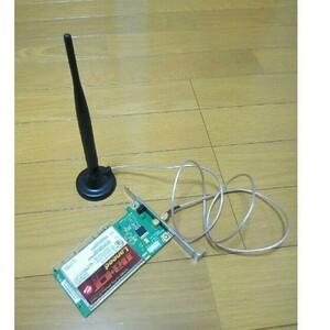 LD-WL54AG/PCI 無線PCIボード WiFi 無線LAN