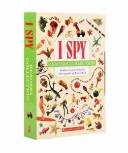 英語本 I Spy Reader Collection 13冊