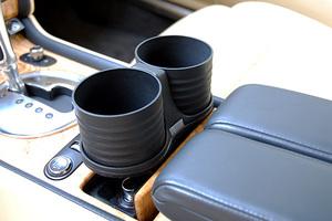 BENTLEY ベントレー ドリンクホルダー GT/GTC/フライングスパー ブラック Black ALCABO