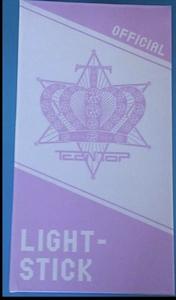 Teentop Официальная ручка Light Teen Top Ver.3 LAS 1