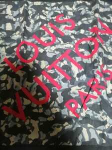 幻 ルイヴィトン ビッグルイヴィトンロゴカモフラージュマルチカラー半袖Tシャツ ルイヴィトンロゴカモフラシャツ 顧客VIP
