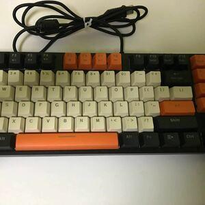 ゲーミングキーボード 赤軸 最終値下げ