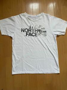 THE NORTH FACE ザノースフェイス 半袖Tシャツ白S