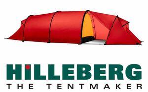 HILLEBERG KAITUM 3GT Red ヒルバーグ カイタム フットプリント付き レッド 赤 新品 未使用