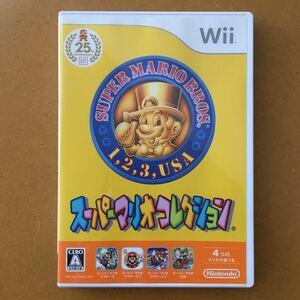 Wii スーパーマリオコレクション ソフト