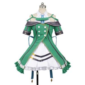ウマ娘 プリティーダービー キングヘイロー 風 コスプレ衣装 cosplay コスチューム 変装 仮装 ハロウィン イベ