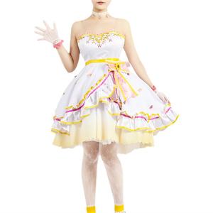 ウマ娘 プリティーダービー 重炮 マヤノトップガン 花嫁 風 コスプレ衣装 cosplay コスチューム 変装 仮装 ハロウィン イベ