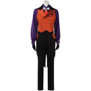 あんさんぶるスターズ Halloween ハロウィン 全員 通用服 風 コスプレ衣装 cosplay コスチューム 変装 仮装 ハロウィン イベ