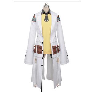 ウマ娘 プリティーダービー アグネスタキオン 風 コスプレ衣装 cosplay コスチューム 変装 仮装 ハロウィン イベ