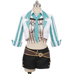 ウマ娘 プリティーダービー メジロライアン 風 コスプレ衣装 cosplay コスチューム 変装 仮装 ハロウィン イベ