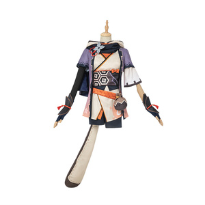 原神project(げんしん) Genshin Impact 早柚 Sayu さゆ 風 コスプレ衣装 cosplay コスチューム 変装 仮装 ハロウィン イベ