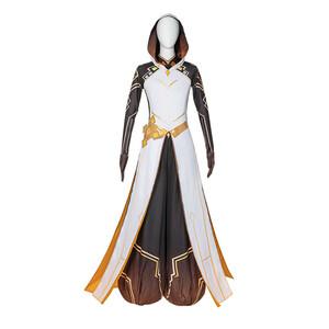 原神 Genshin Impact 鍾離先生 神の装束 Morax 風 コスプレ衣装 cosplay コスチューム 変装 仮装 ハロウィ