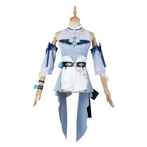 原神 げんしん Genshin Impact 琴 ジン「海風の夢」 風 コスプレ衣装 cosplay コスチューム 変装 仮装 ハロウィ
