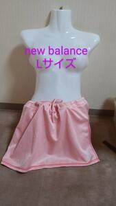 ニューバランス new balance トレーニングウェア スカート L