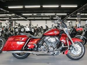 〇ハーレーダビッドソン FLHRSE5 ロードキング 2013年モデル 27805km ETC1.0 社外マフラーバックギア他諸費用込 269.98万+送料ケーズバイク
