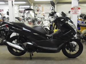 ◆ホンダ PCX150 KF18型 2015年 4,702km 純正OPアルミステップボードカスタム 諸費用込29.99万 ケーズバイク本店
