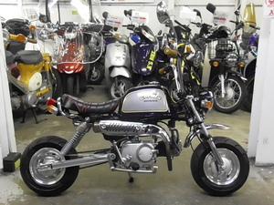 ◆ホンダ ゴリラ 1978年式 Z50J型 12V化 マフラー フルカスタム他 メーター交換※1177km 諸費用込み32.99万円 ケーズバイク本店