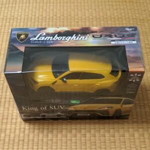 ラジコン Lamborghini URUS/ランボルギーニ ウルス(色:イエロー)発売元:株式会社ピーナッツ・クラブ