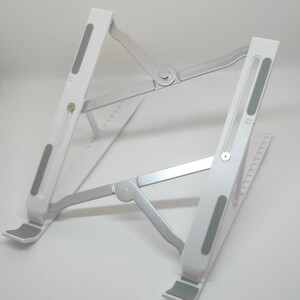 ノートパソコンスタンド ラップトップスタンド 折畳可能