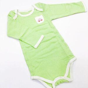 【新品未使用】baby ampersand ベビーアンパサンド ボディシャツ ロンパース ベビー ベビーウェア FO