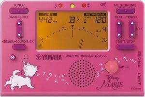 ограниченная серия    YAMAHA    Yamaha     Дисней     тюнер метроном    TDM-700DMRE    ребенок  ...     последний  на складе 1 шт  предел