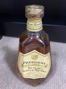 プレジデント スペシャルリザーブ PRESIDENT スコッチウイスキー ウイスキー