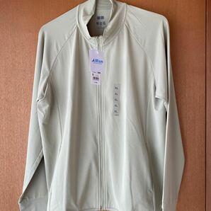 UNIQLO エアリズムUVカットメッシュジャケット