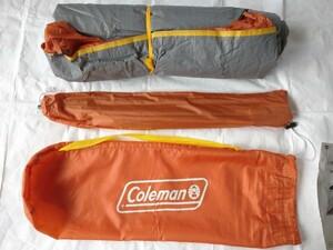 Coleman / コールマン ビーチテント オレンジ×イエロー コールマンテント