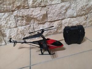 MEGA ヘリコプター ラジコン 通電確認のみ未使用
