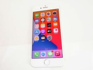 111●docomo iPhone 8 64GB シルバー MQ792J/A バッテリー最大容量86% 本体のみ ※中古/利用〇