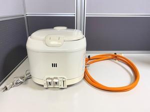 パロマ ガス炊飯器 プロパンガス用 LP PR-150J-1 2014年製? 1.40kW 1.5L 業務用 厨房機器 ごはん 飲食店 店舗