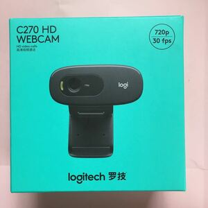 logitech ロジクール c270 webカメラ 高画質 HD 720p