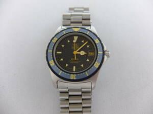 TAG Heuer 2000 series 972.006S unused