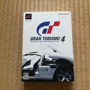PS2 グランツーリスモ4