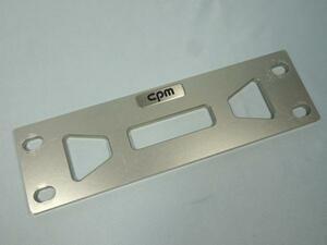 *CPM CLRF-A004 LowerReinforcement Rear/B8 series.A4*S4*RS4 (8K).A5*S5*RS5 (8T,8F)/ Roar reinforcement rear side *