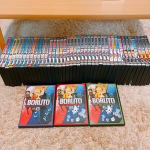 DVD BORUTO ボルト 45巻セット