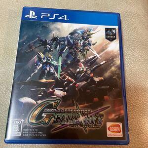 【PS4】 SDガンダム ジージェネレーション クロスレイズ [通常版]