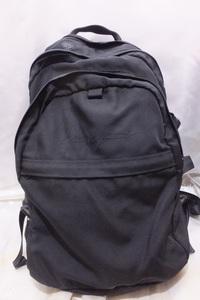 YOHJI YAMAMOTO x NEWERA ヨウジヤマモトxニューエラ 15AW コラボリュック バックパック ブラック 黒 バッグ